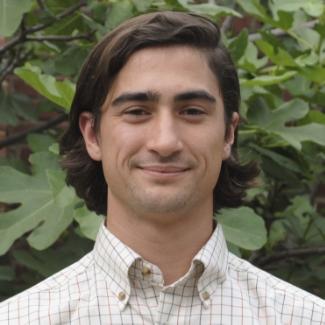 Joseph Morina, Ph.D. student