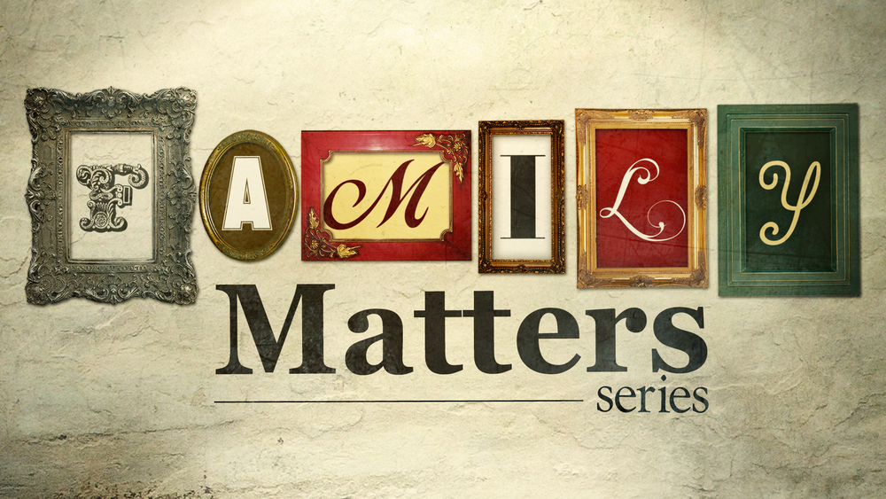 This message series from August 2013 examines the different relationship roles in the family and what the Bible says about each.