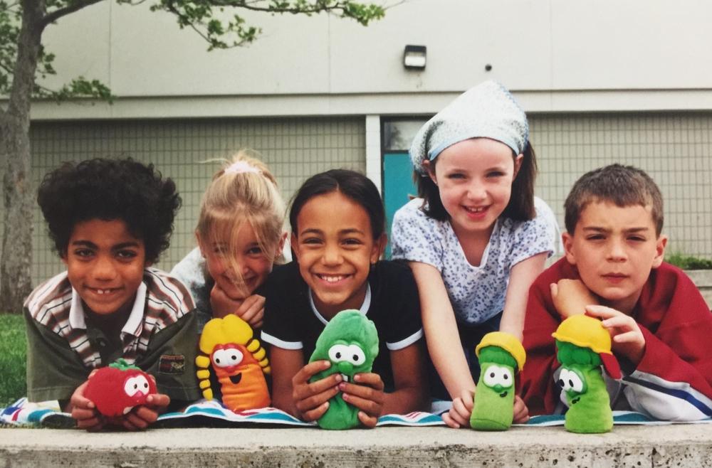 Veggie Tales Kids Camps, Mt. Boucherie
