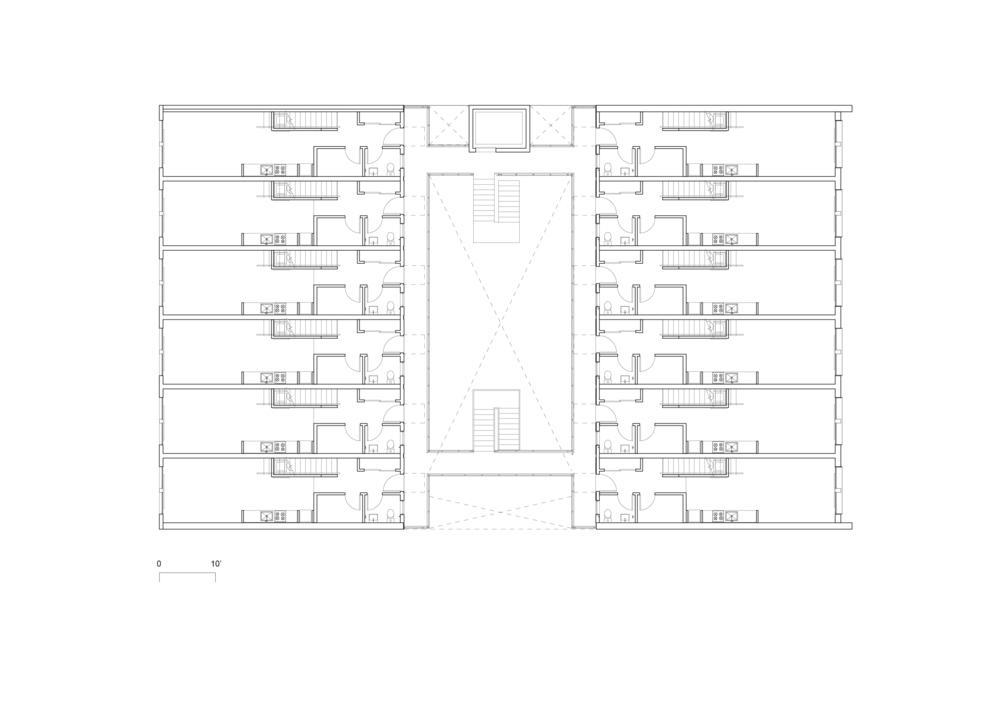 626 Alexander Street - Third Floor