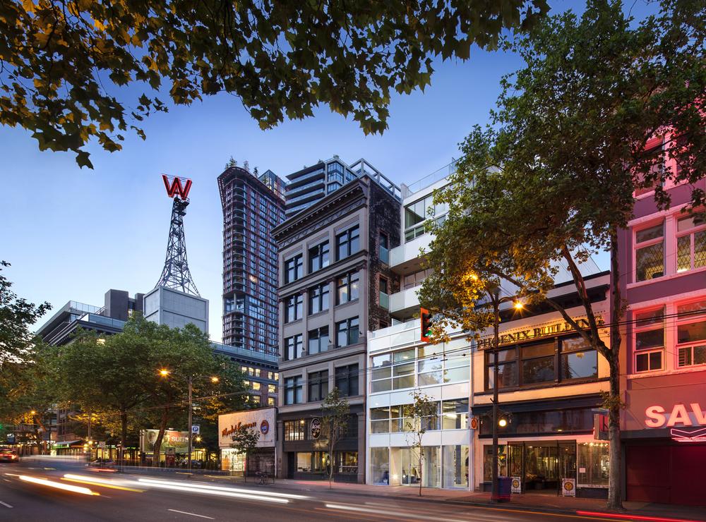 Paris Annex | 47 West Hastings Street
