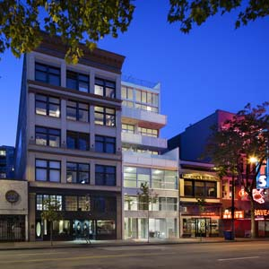 2012 -  Paris Annex | 47 West Hastings Street