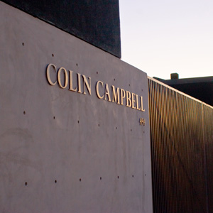 2006 - Colin Campbell