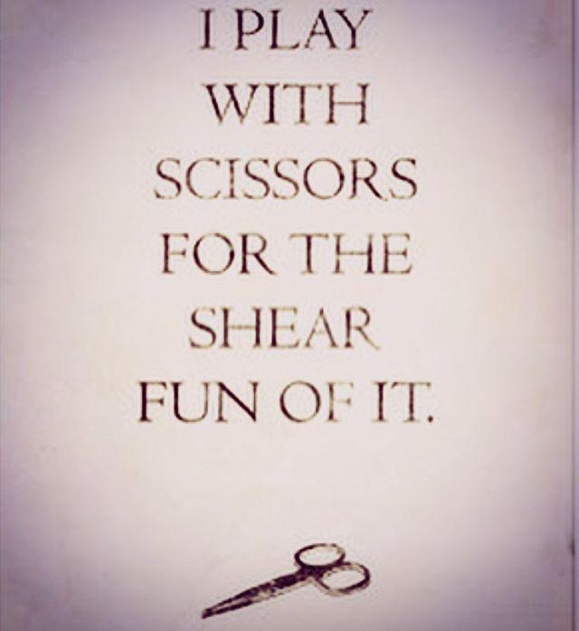 #hairninja #hairapist #hairapy #sunnysideof26