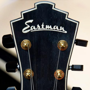ABOUT EASTMAN GUITARS With virtually no power tools, we operate in precisely the same manner as late 19th century European workshops. LEARN MORE