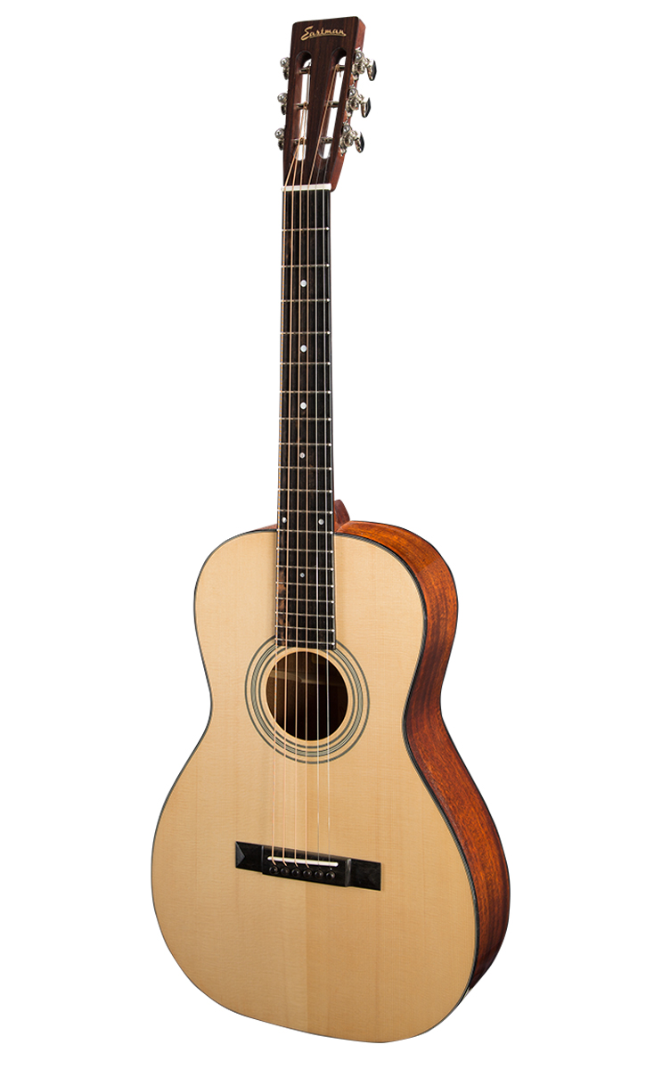 PARLOR Inspired by the great parlor guitars of the 30′s and 40′s, Eastman Parlor Guitars are acclaimed for their craftsmanship as well as their tonal quality and sound projection.