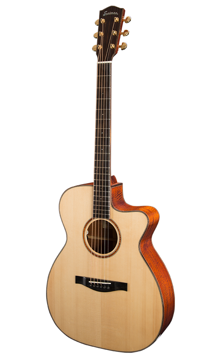 ORCHESTRA Eastman Orchestra Model acoustics are particularly favored by fingerstyle artists, for their tight, focused sound and amazing sound projection for their size.