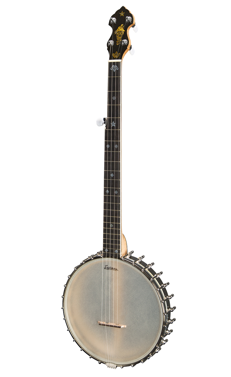 BANJO The Eastman EBJ-WL1 is a faithful recreation of a 1903 A. C. Fairbanks Whyte Laydie No. 2. We worked very closely with world renowned vintage instrument expert John Bernunzio over a three year period to develop this awe-inspiring work of art. It is reverse engineered from an extant example of the iconic open backed turn-of-the-century banjo and mimics the original in every way with the exception of the geared tuners.