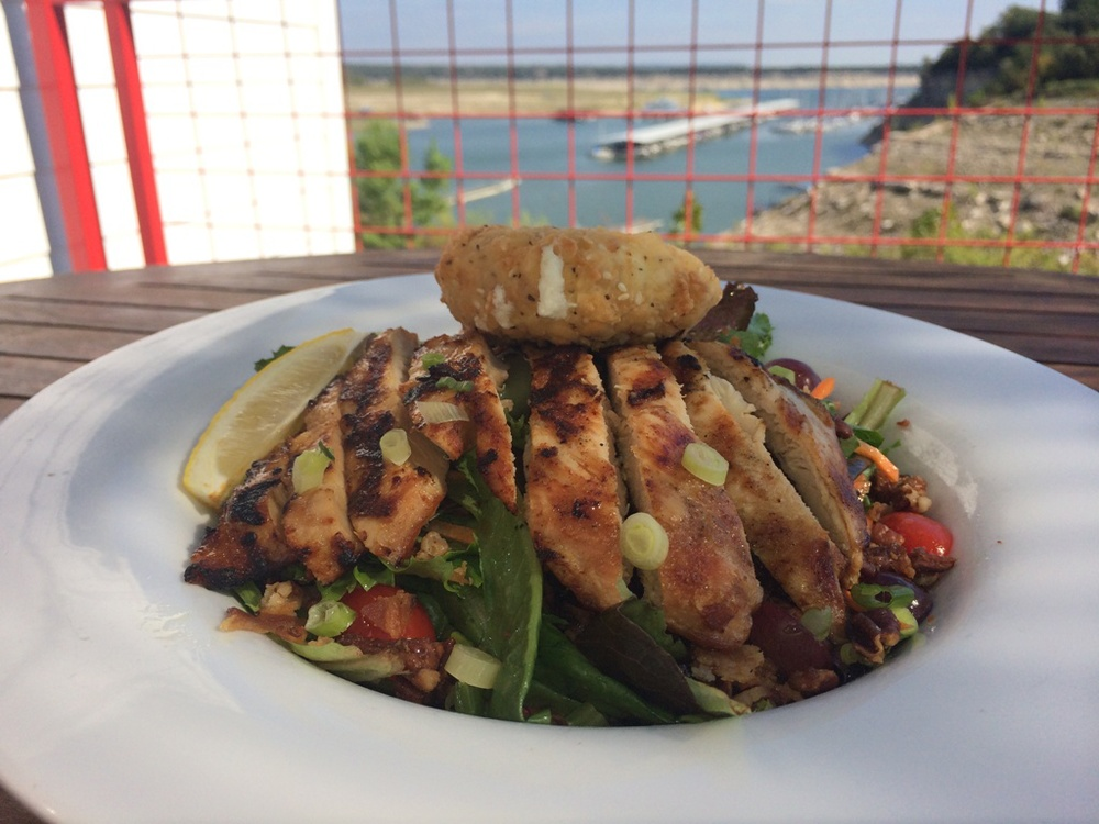 Sundancer Grill Lake Travis Grilled Chicken Salad