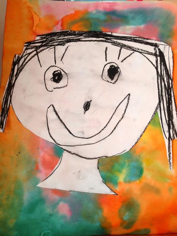 Moyenne Section : Autoportrait