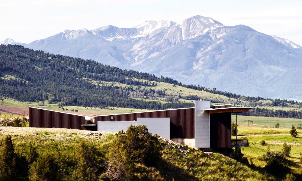 Pine Creek Residence