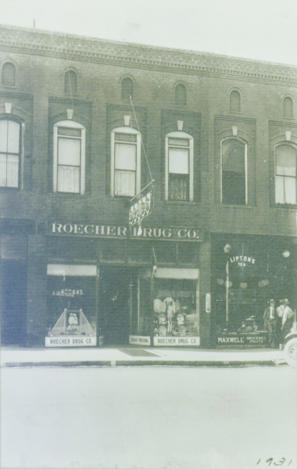 1931 - Main Street