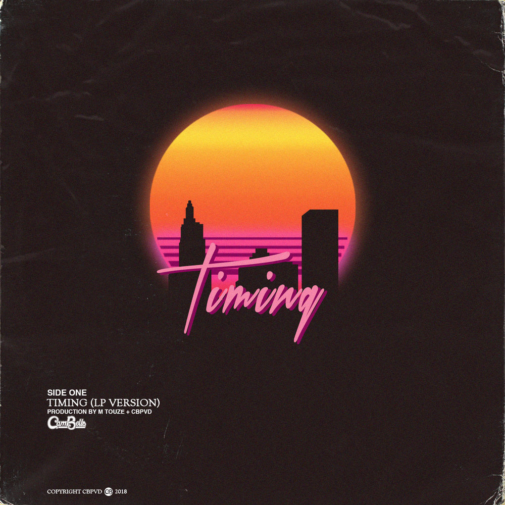 Timing Official Artwork