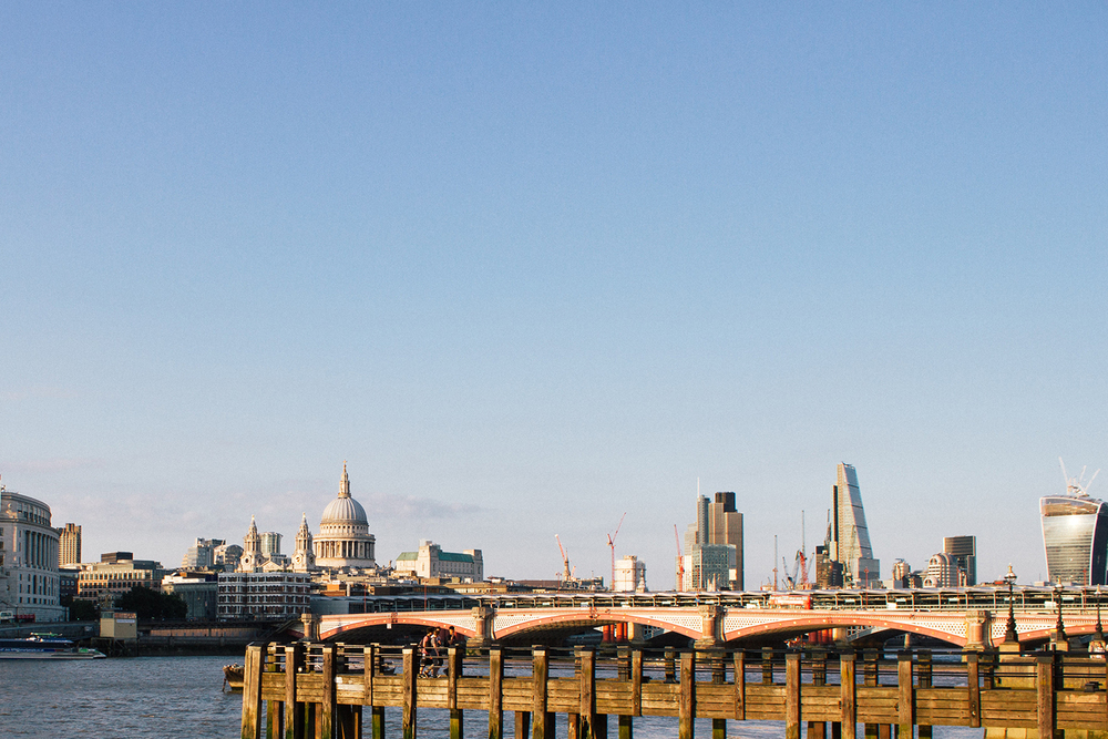 A new church seeking to bring God's grace to the people of London  We're moving