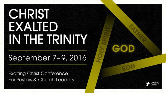 2016 Pastors Conference