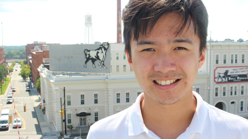 Michael Zhang                            Technical Intern   Michael is currently a Robertson scholar at Duke University and the sole architect of BetterOn's client platform.  He hails from New Zealand, plays jazz piano, and runs sh*t on Duke's table tennis team.  Do not mess with this man.