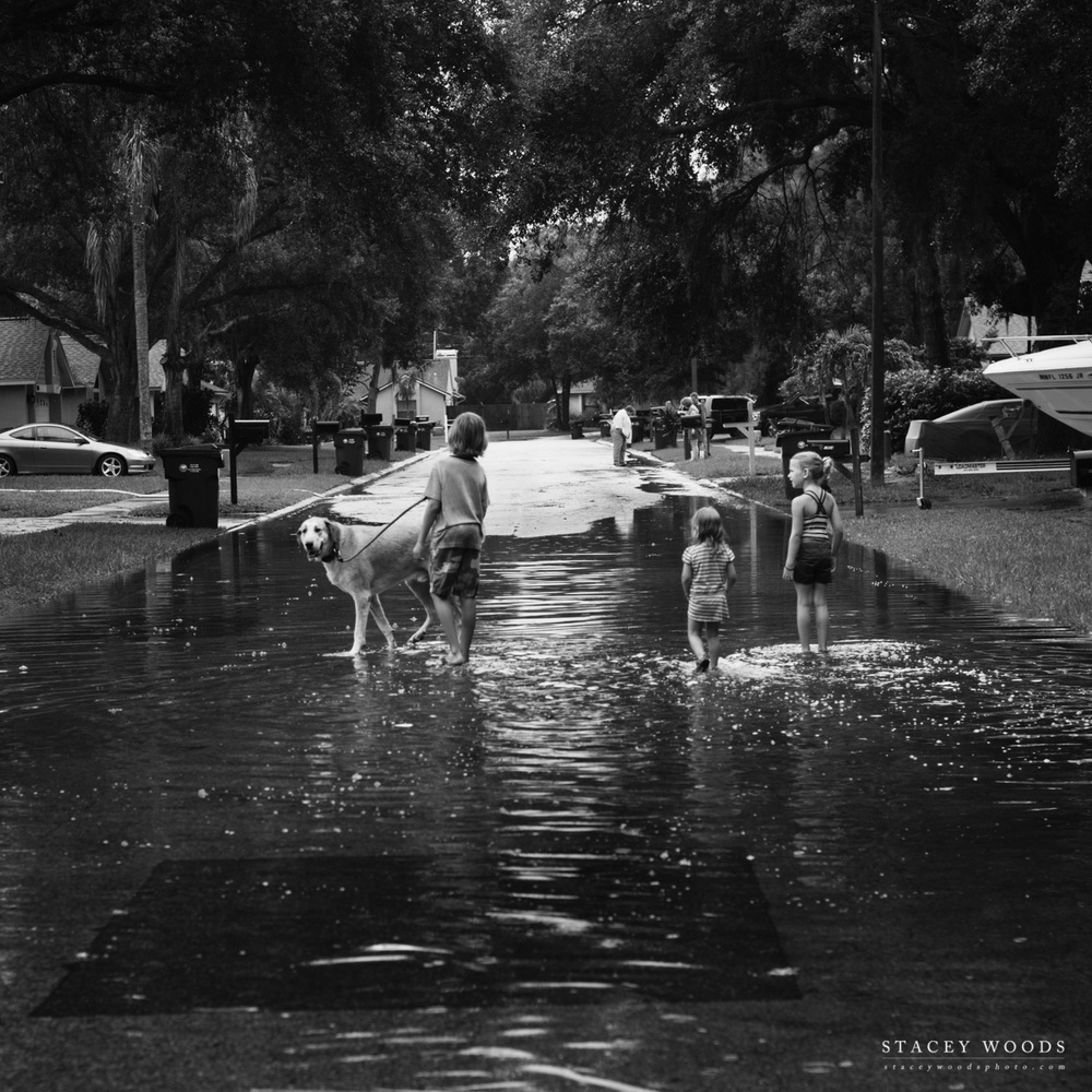 Tampa Bay Flooding 2015, Stacey Woods