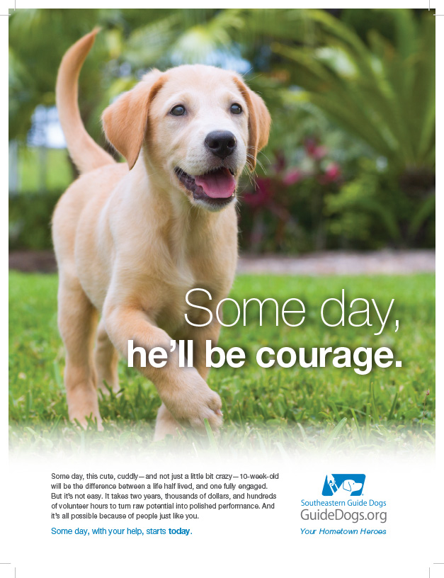 Southeastern Guide Dogs - COURAGE - Sarasota Magazine.jpg