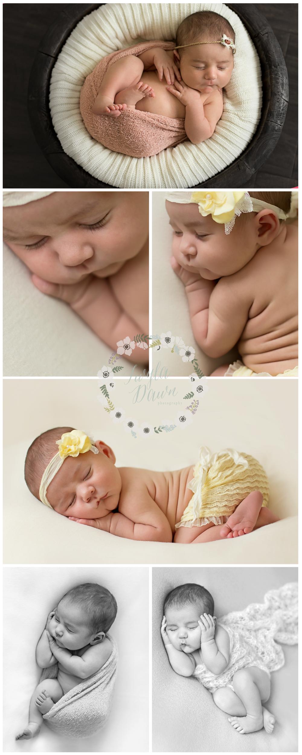Utah Newborn Photography | twyladawnphotography.com