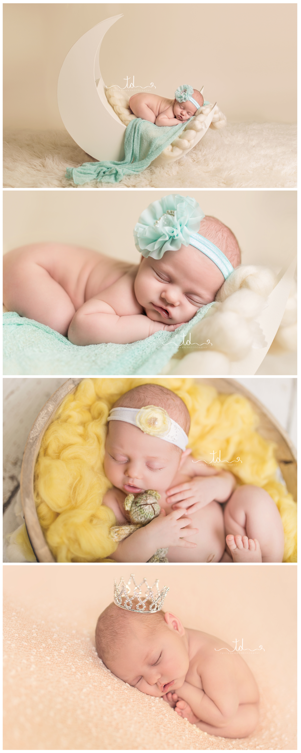 Provo Heber Park City Utah Newborn photographer baby girl baby pics