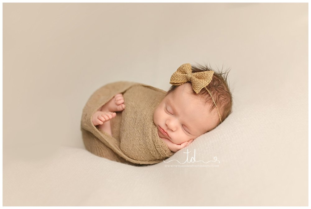 Utah Newborn Photographer | Baby Mini Session #twyladawnphotography