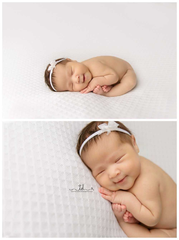 Happy Taco Pose | Utah Newborn Pics #twyladawnphotography