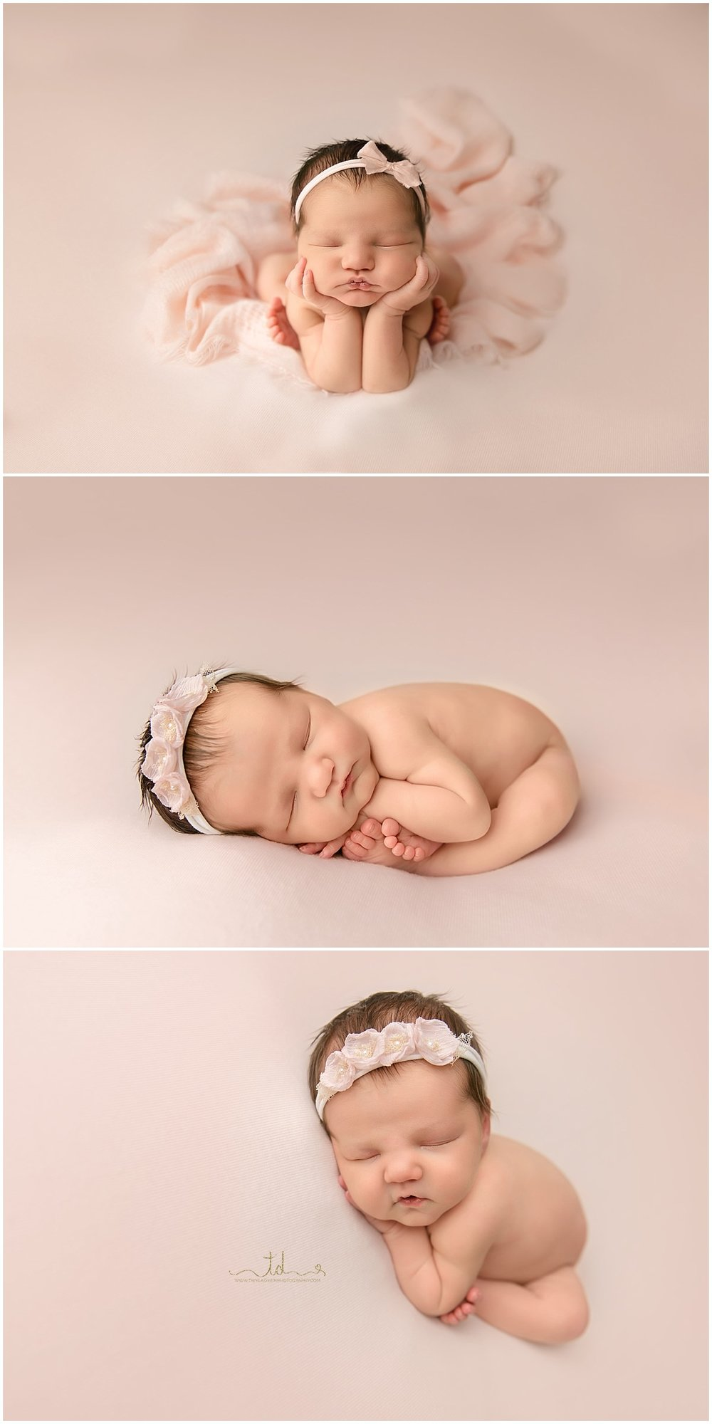 Utah Baby Photographer | Utah Newborn Photographer | Pretty in Pink | #TwylaDawnPhotography