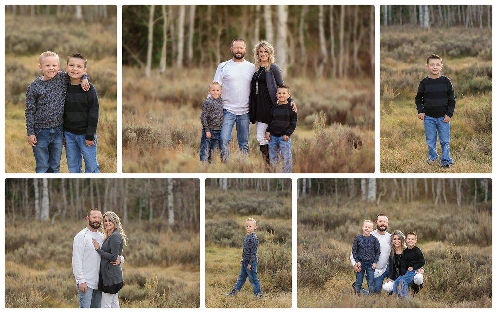 Utah Family and newborn photographer | Mountain Family Sessions | Park City Family Photographer