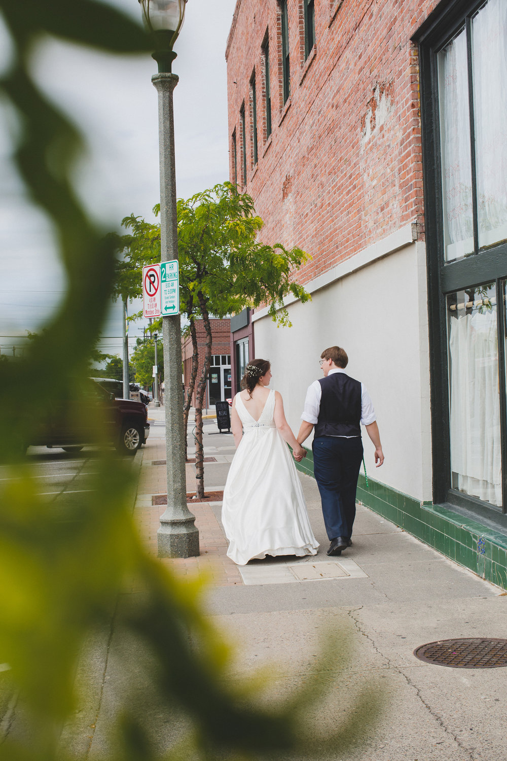 Tri Cities Wedding Photographer_Karis and Adrienne_Church wedding_Downtown Kennewick 1