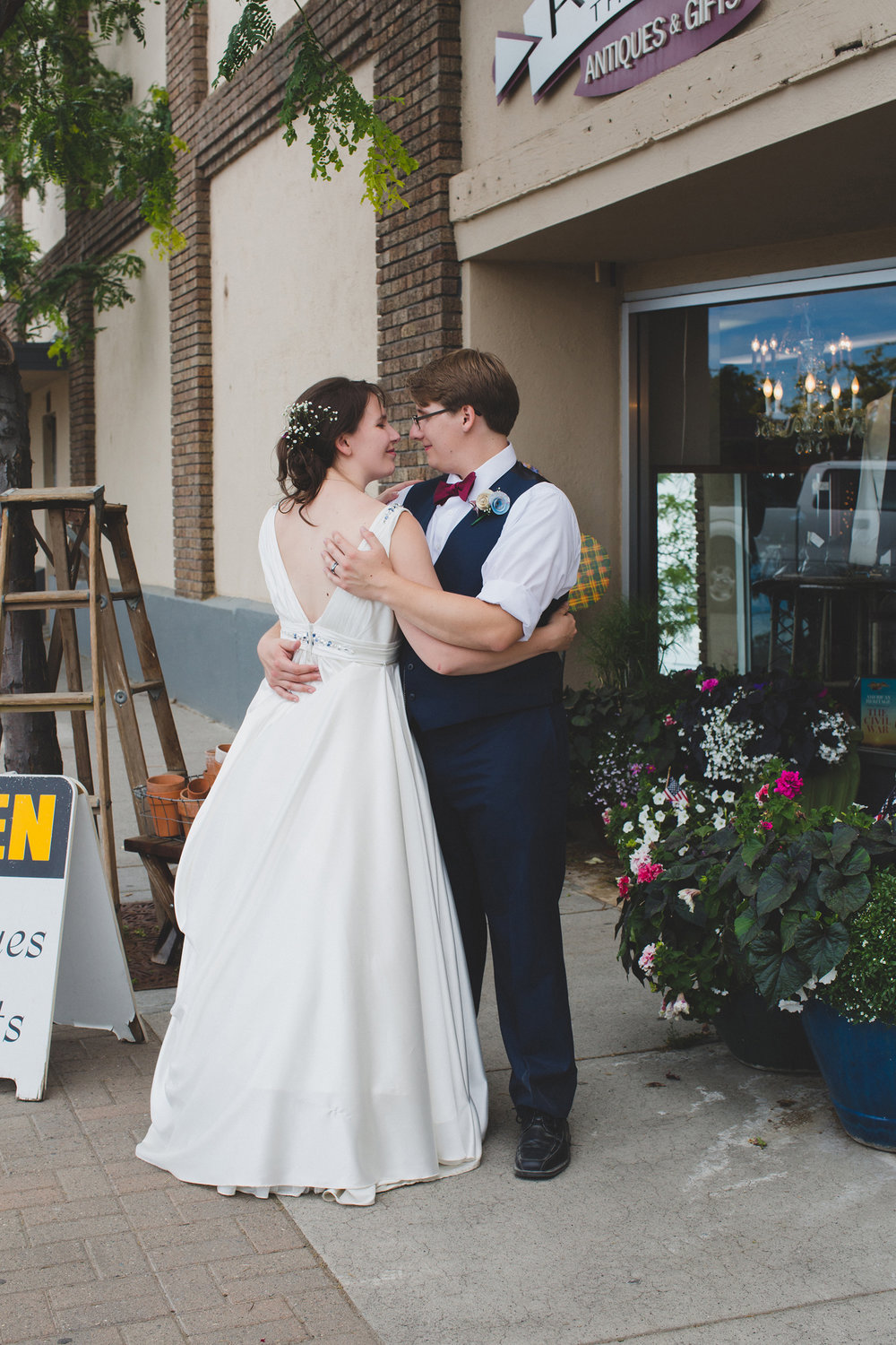 Tri Cities Wedding Photographer_Karis and Adrienne_Church wedding_ Downtown Kennewick 5