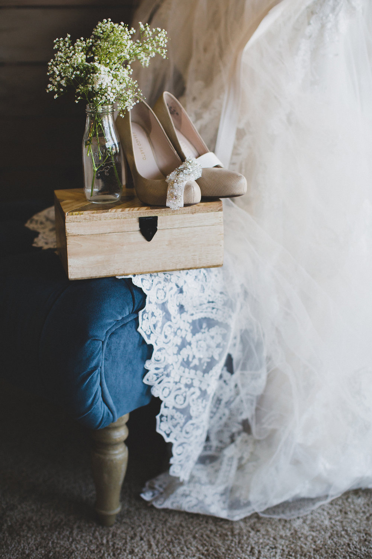 Tri Cities Photographer_Tri Cities Wedding Photographer_Jordan Edens Photography_My anniversary_Wedding dress_Wedding shoes 14 wedding shoes