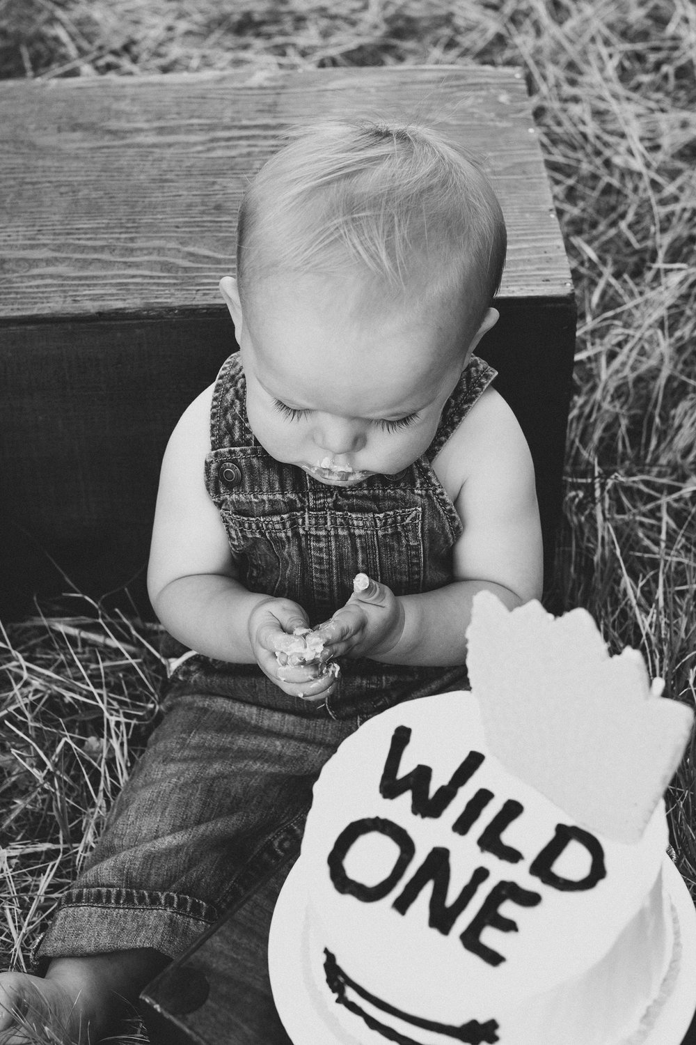 Kennewick family photos_Kennewick children photos_one year old photos_cake smash_baby photos_outdoor photo session_where the wild things are_Jordan Edens Photography_JEP_4