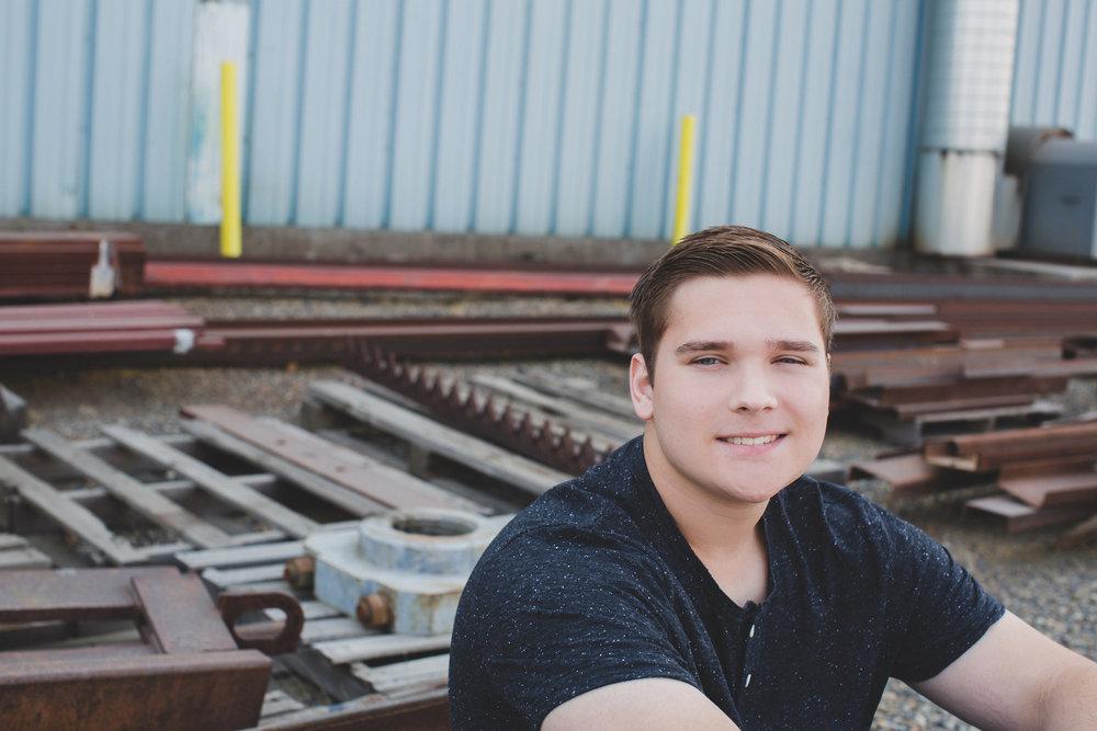 Ford Gross_Kamiakin High School Senior Photos_High School Senior_Boy Senior_Kennewick Washington Senior_1