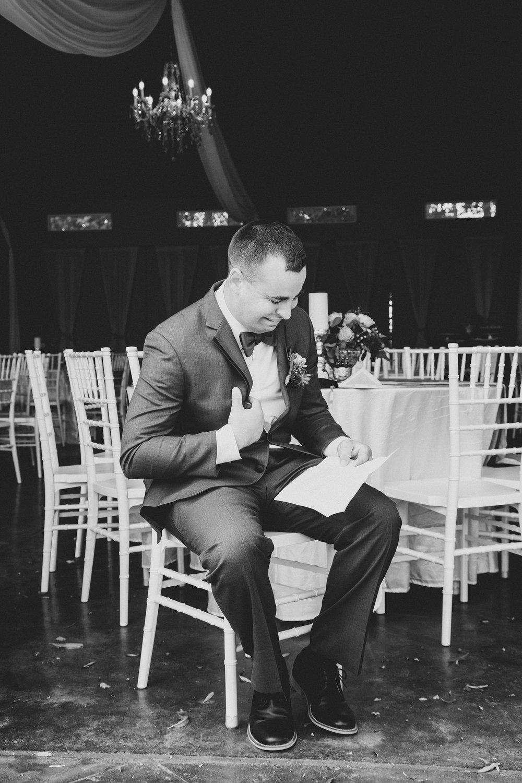 Bella Fiori Gardens_Matt Minch and Tayler Herman_Tri Cities Wedding_Washington Wedding_Tri Cities Photographer_Outdoor Tri Cities Wedding_Garden wedding_Bride and groom pose_kennewick wedding_Jordan Edens Photography_groom_love letter_special moment_emotional groom_tears