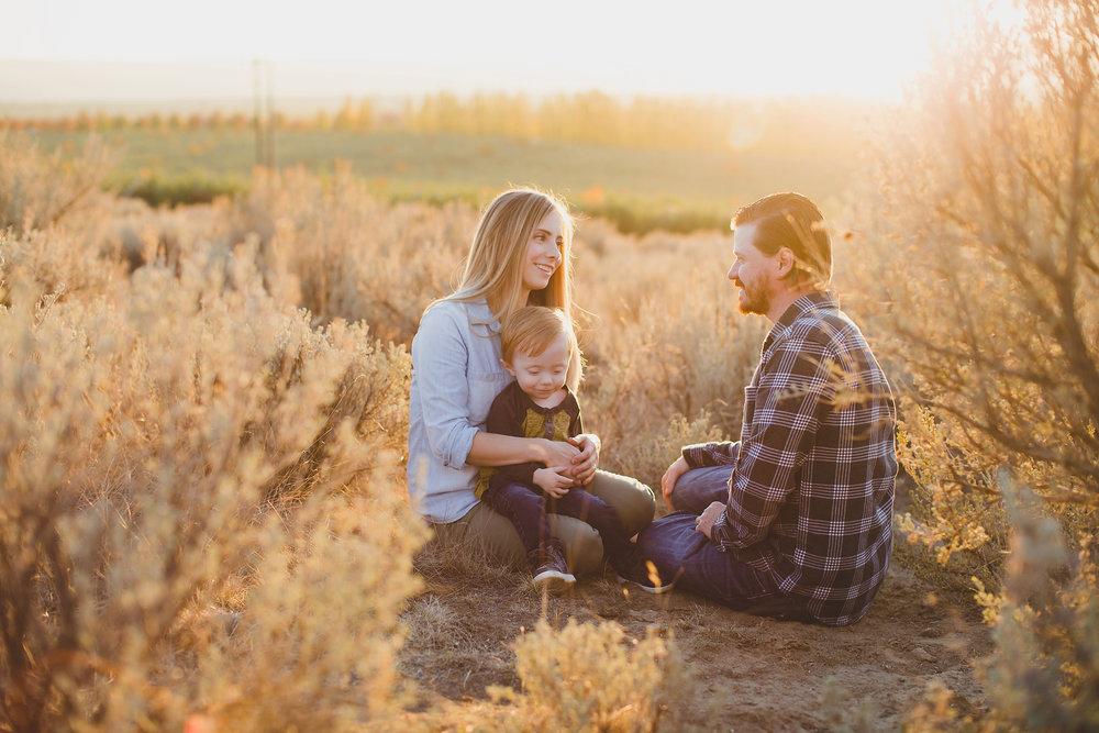 BEESLEY FAMILY -