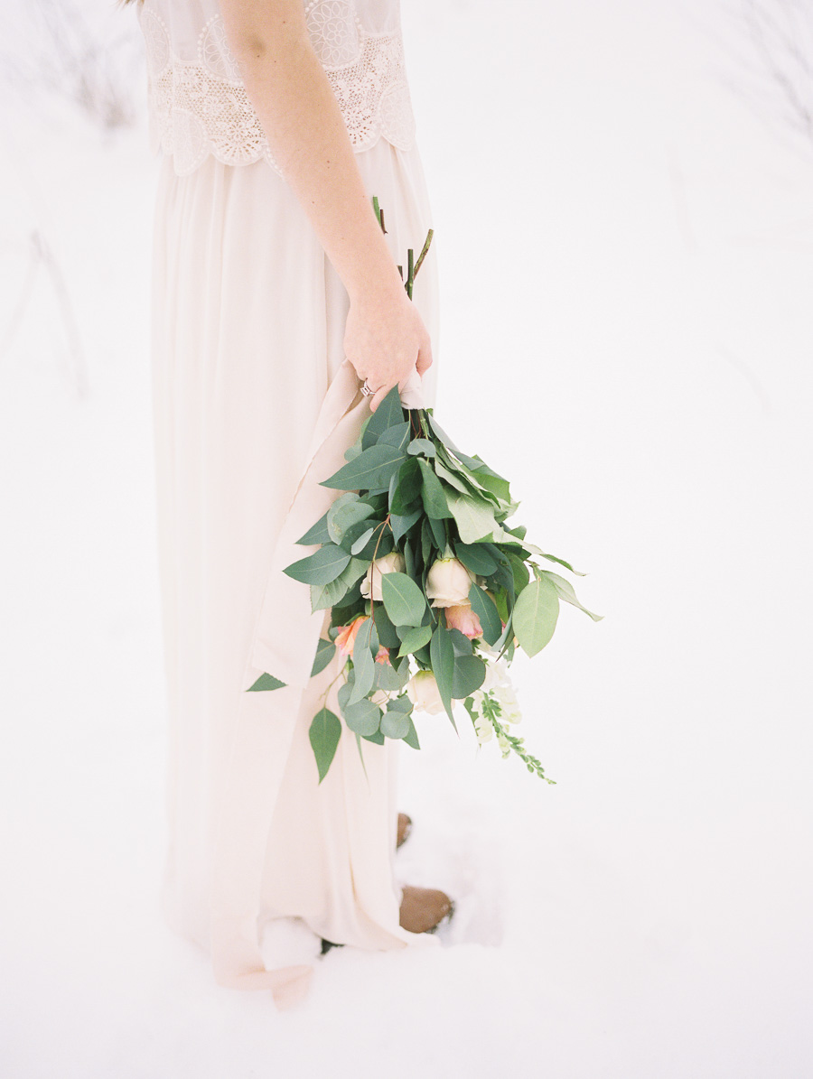 Winnipeg Winter Wedding Inspiration