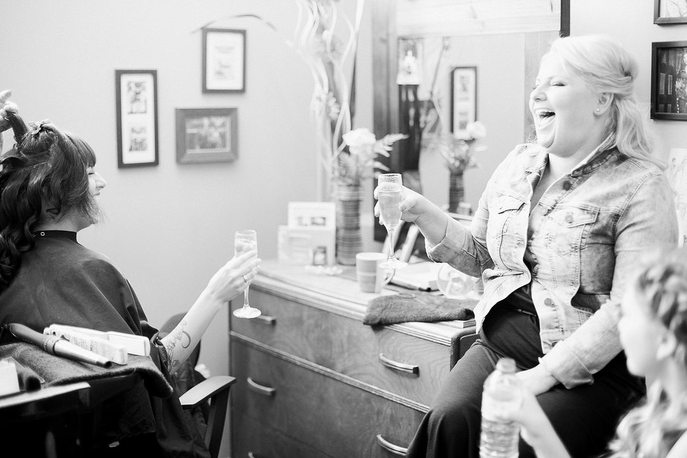 RCMP Wedding - Winnipeg Wedding Photographer - Getting ready photos - Keila Marie Photography