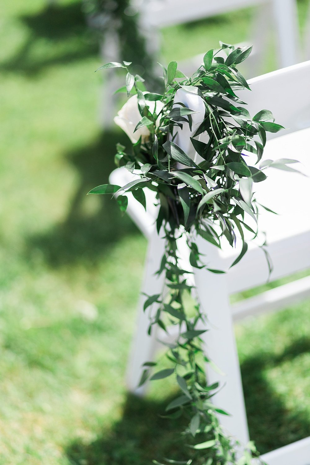 RCMP Wedding - Winnipeg Wedding Photographer - Outdoor ceremony details - Keila Marie Photography