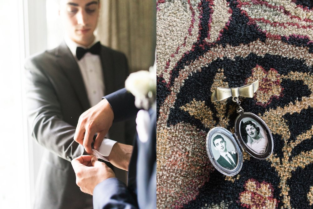 Groom Style details | photographed by Toronto Ontario Wedding Photographer Keila Marie Photography