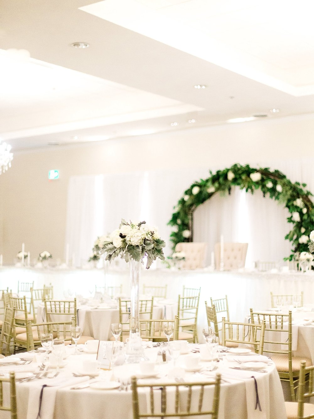 Reception decor inspiration | photographed by Toronto Ontario Wedding Photographer Keila Marie Photography