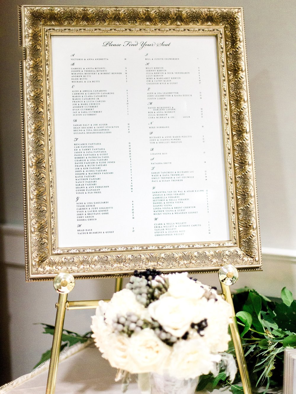 Reception decor details | photographed by Toronto Ontario Wedding Photographer Keila Marie Photography