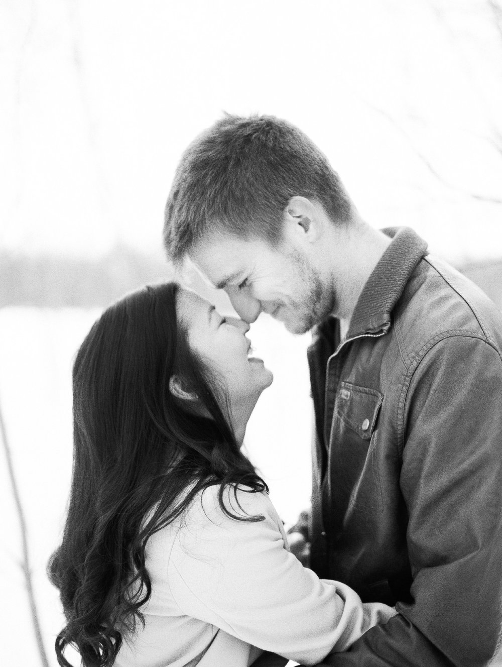 Winnipeg Film Photographer - Winnipeg couples session - Keila Marie Photography