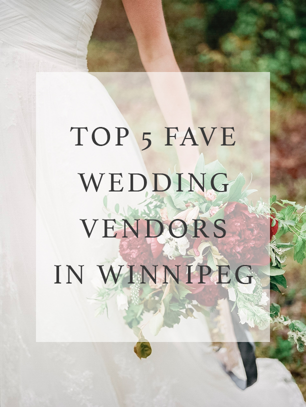 Top 5 Wedding Vendors in Winnipeg, Photography by Keila Marie Photography