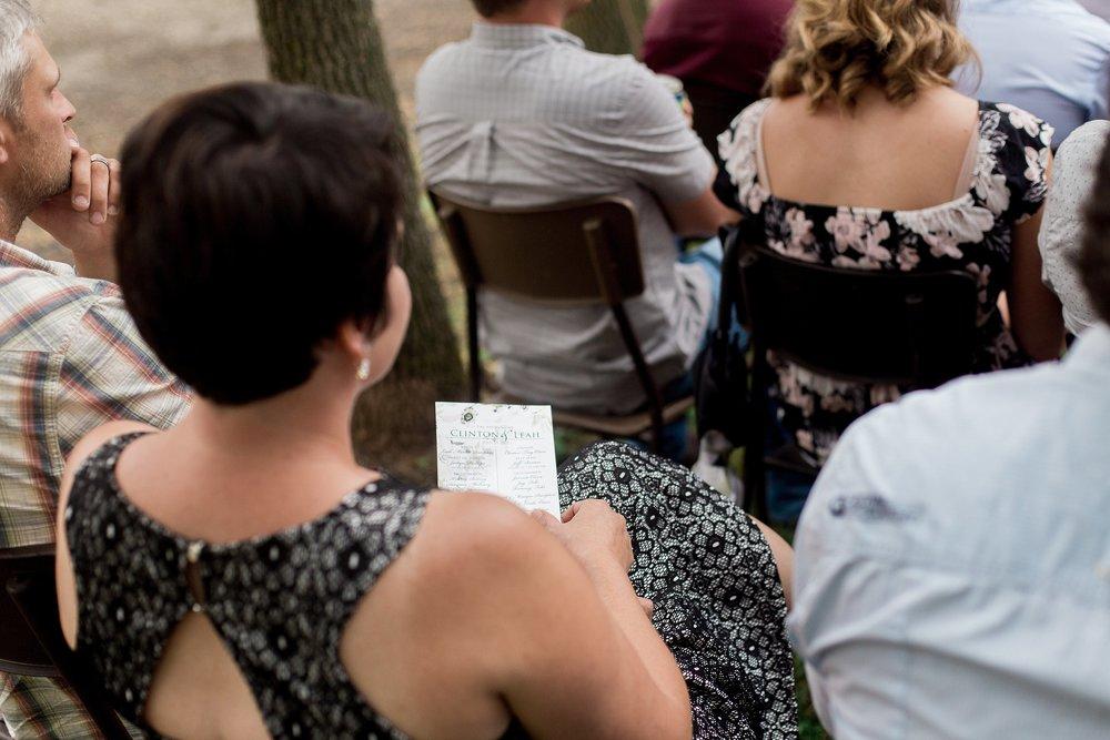 Toronto wedding photographer | Keila Marie Photography | Garden inspired wedding | Intimate backyard wedding