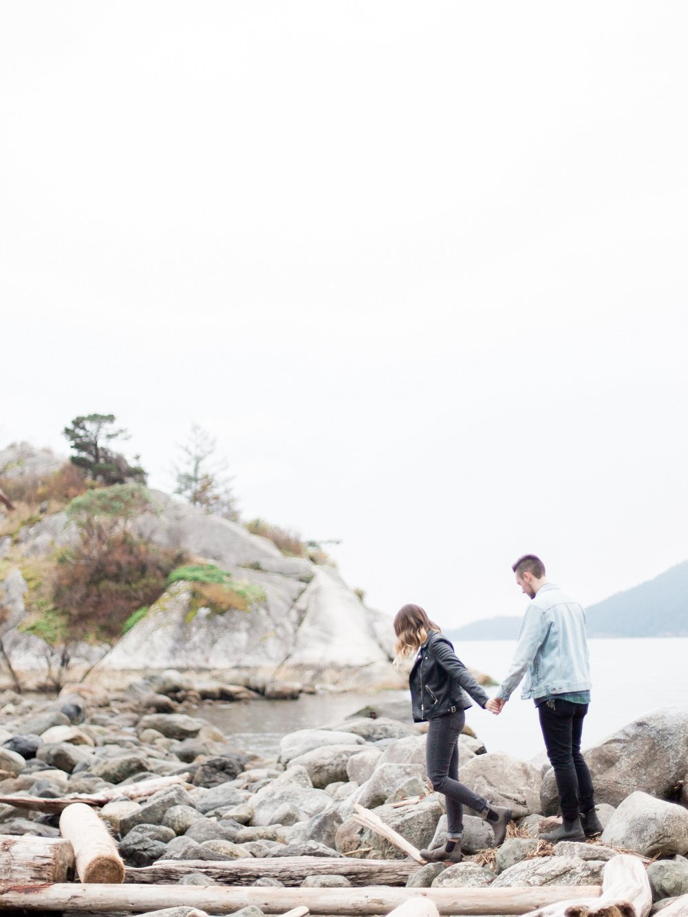 Whytecliff Park Engagement Session, Vancouver Engagement Session, Couples Session Idea, Engagement Session Ideas, Keila Marie Photography