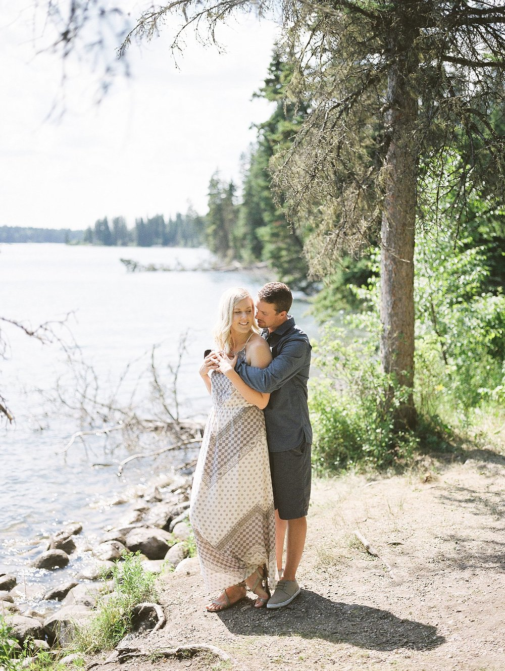 Clear Lake Anniversary Session | Westman Manitoba Wedding Photographer | Riding Mountain National Park Wedding | Adventurous Couples Photoshoot | Keila Marie Photography