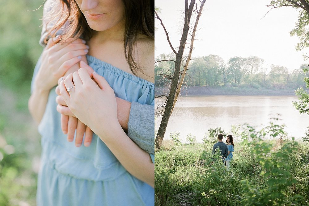 red river, winnipeg, manitoba, winnipeg wedding photographer, winnipeg wedding vendor, engagement ring ideas, film wedding photographer