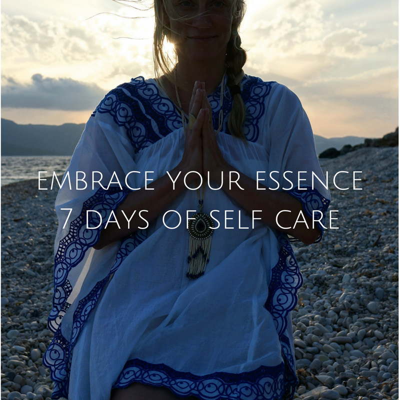 Embrace Your Essence  In this series, you take a journey to activate your inner wisdom and connect to your essence. Accessing this area gives you energy, strength and vitality. You will feel connected, grounded and spacious.. The videos are all gentle hatha yoga with meditation and breath-work. They are suitable for beginners and most bodies. You can watch a short intro below.