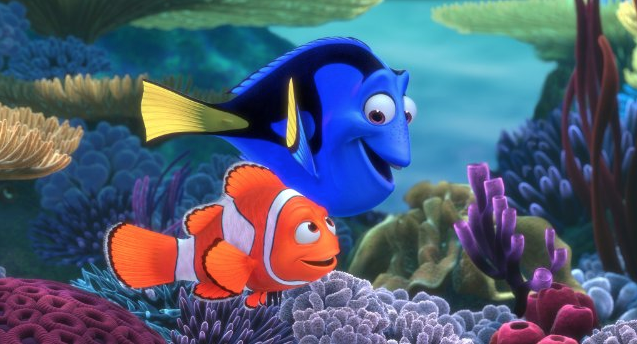 Finding Nemo (2003) courtesy of imdb.com