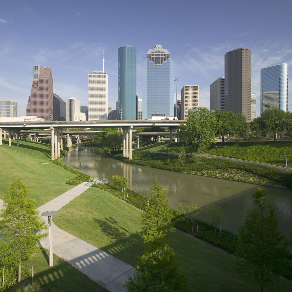 courtesy of Buffalo Bayou Partnership; photo by Tom Fox/SWA Group